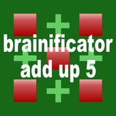 Brainificator Add Up 5 icon