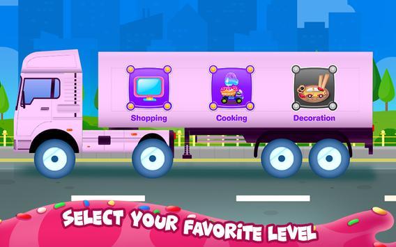Truck Sugar Cookies captura de pantalla 1