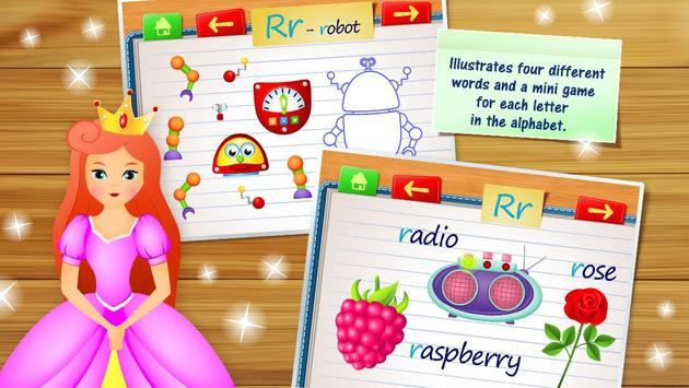 123 Kids Fun ALPHABET: Alphabet Games for Kids screenshot 7