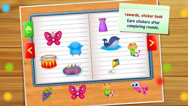 123 Kids Fun ALPHABET: Alphabet Games for Kids screenshot 9