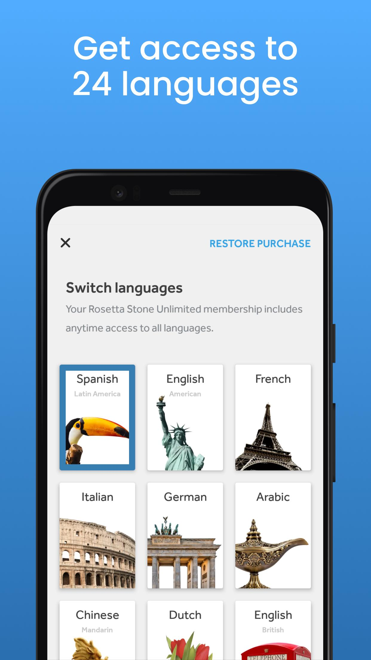 Rosetta Stone For Android Apk Download