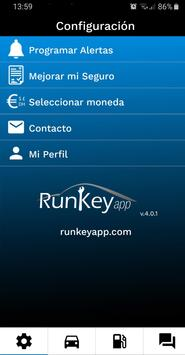 RunKeyapp screenshot 3