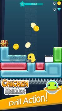 Chicken Driller Screenshot 1