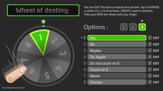 Fortune Wheel screenshot 1