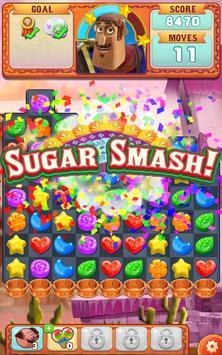 Sugar Smash captura de pantalla 5