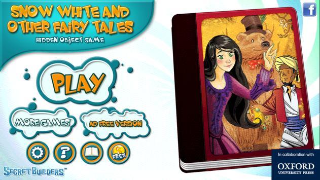 Hidden Object FREE: Fairytales स्क्रीनशॉट 19