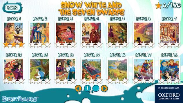 Hidden Object FREE: Fairytales स्क्रीनशॉट 20