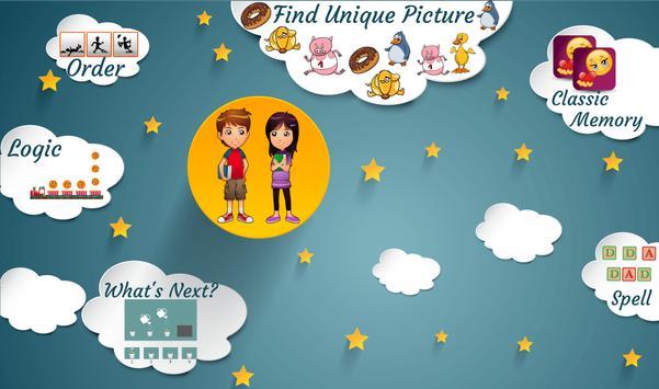 Kids Educational Games: Preschool and Kindergarten ảnh chụp màn hình 10