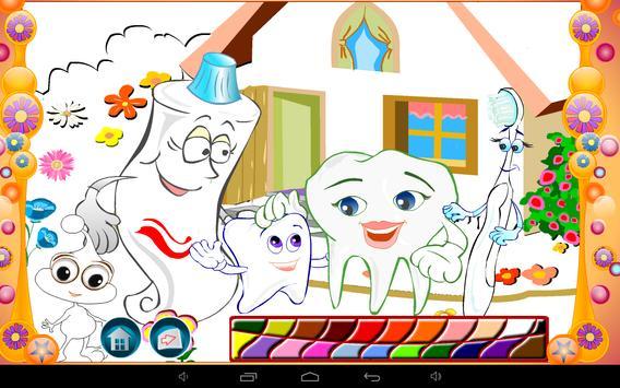 Little Tooth's Fairy Tale screenshot 5