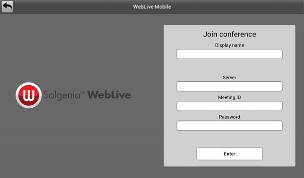 Weblive screenshot 10