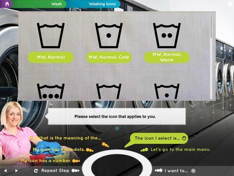 Laundry Care Symbols screenshot 2