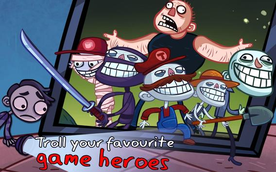 Troll Face Quest: Video Games screenshot 7