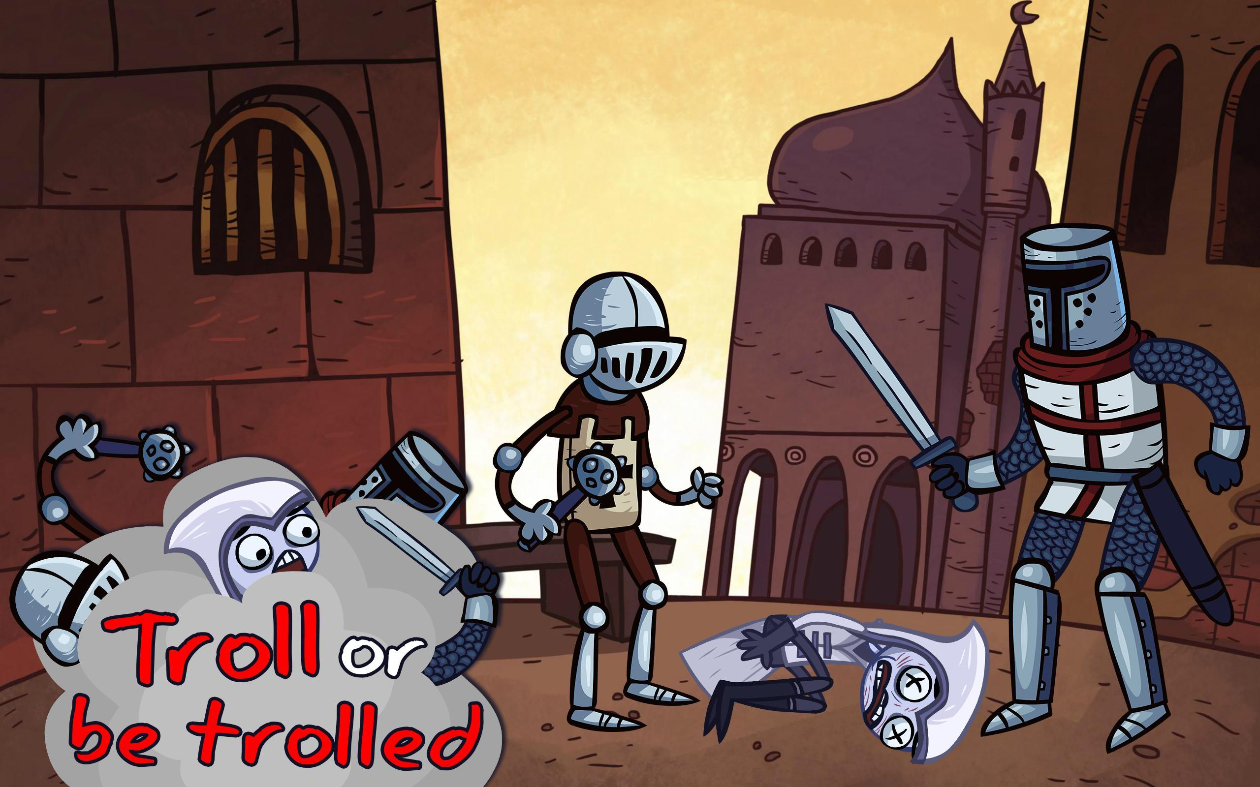 Troll Face Quest: Video Games for Android - APK Download