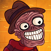 Troll Face Quest Horror 2:🎃Специальный Хэллоуин🎃 иконка