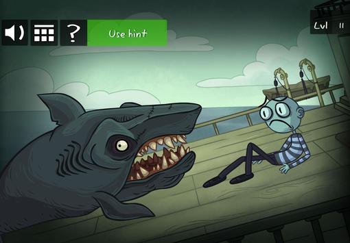 Troll Face Quest Horror 2:🎃Специальный Хэллоуин🎃 скриншот 3