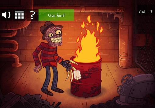 Troll Face Quest Horror 2:🎃Специальный Хэллоуин🎃 скриншот 1
