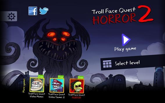 Troll Face Quest Horror 2:🎃Специальный Хэллоуин🎃 скриншот 5