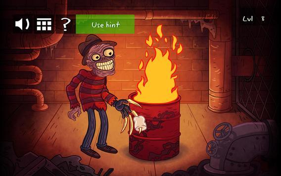 Troll Face Quest Horror 2:🎃Специальный Хэллоуин🎃 скриншот 6
