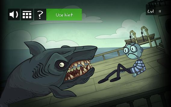 Troll Face Quest Horror 2:🎃Специальный Хэллоуин🎃 скриншот 8