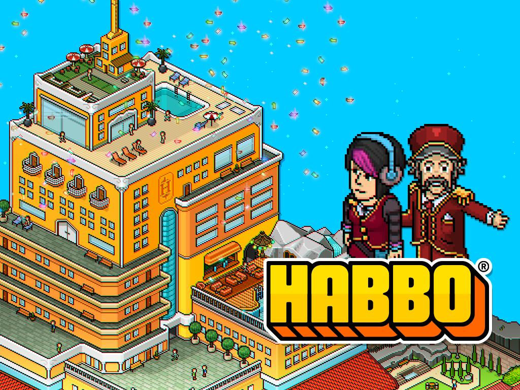 Habbo chat
