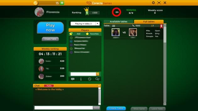 Buraco screenshot 4