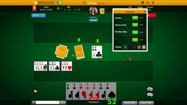 Buraco screenshot 6