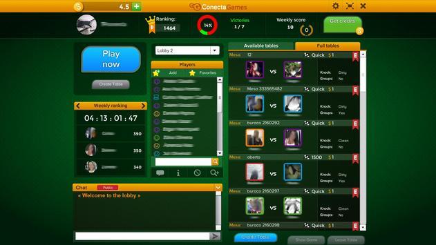 Buraco screenshot 10