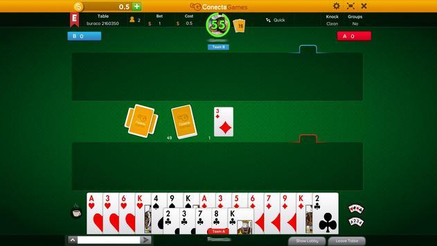 Buraco screenshot 7