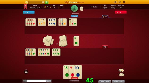 Burako screenshot 2