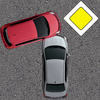 Driver Test Trainer : crossroads, signs, rules. icon