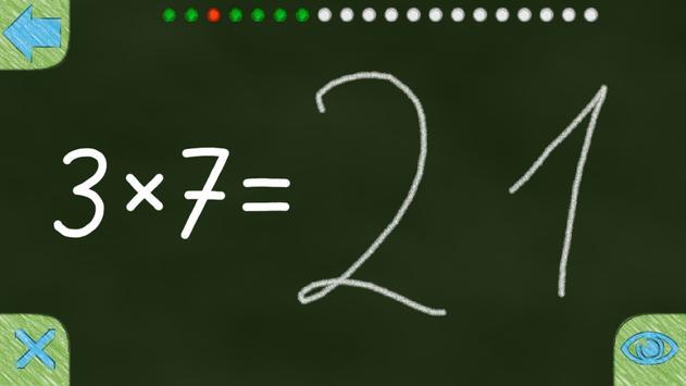 Multiplication Tables 10x10 screenshot 15