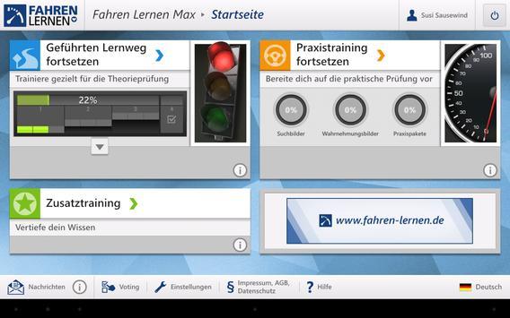 Fahren Lernen - Dein Führerschein-Training screenshot 6