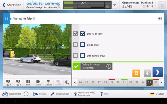 Fahren Lernen - Dein Führerschein-Training screenshot 8