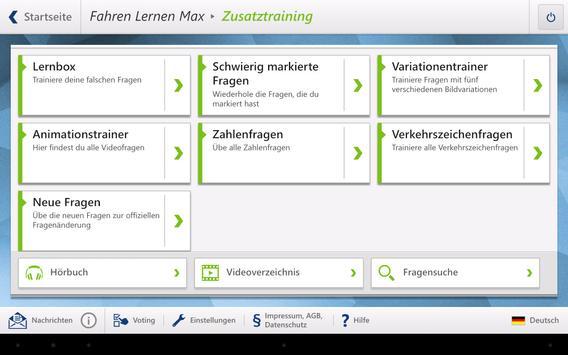 Fahren Lernen - Your driver's license training screenshot 9