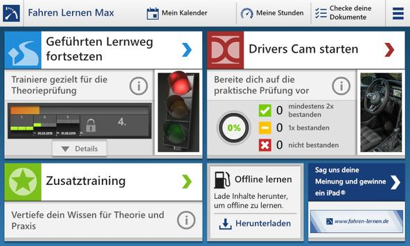 Fahren Lernen - Your driver's license training poster