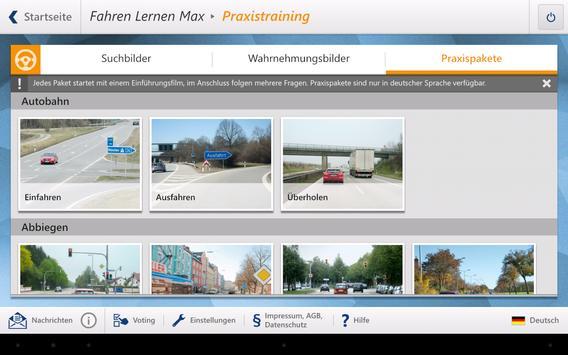 Fahren Lernen - Dein Führerschein-Training screenshot 10