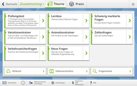Fahren Lernen - Dein Führerschein-Training screenshot 12