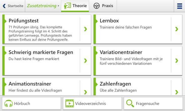 Fahren Lernen - Your driver's license training screenshot 1