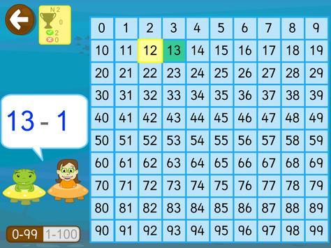 Matemáticas con Grin I para niños 4,5,6 años screenshot 4