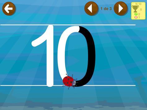 Matemáticas con Grin I para niños 4,5,6 años screenshot 8