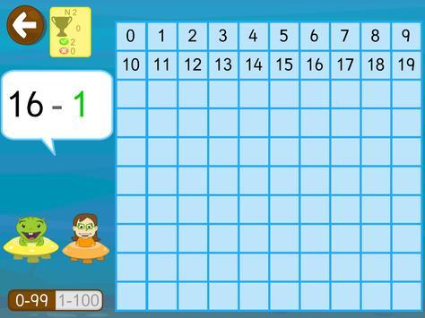 Matemáticas con Grin I para niños 4,5,6 años screenshot 13