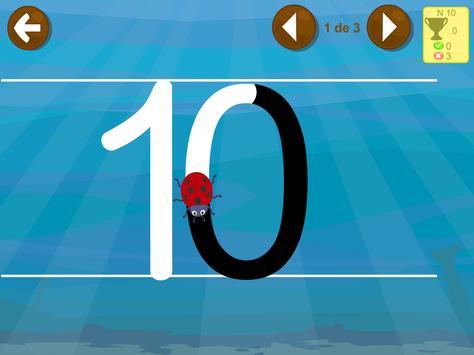 Matemáticas con Grin I para niños 4,5,6 años screenshot 1