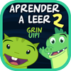 Aprender a leer 2 Grin y Uipi أيقونة