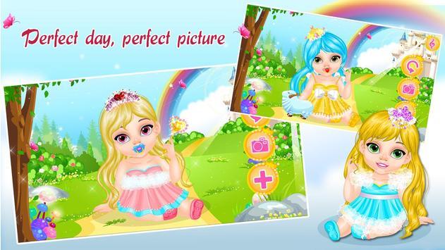Baby Rapunzel Care screenshot 14