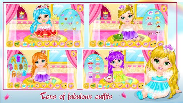 Baby Rapunzel Care screenshot 8