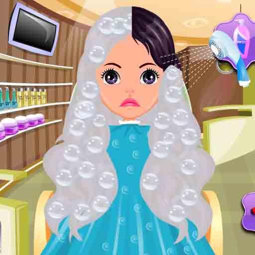 Hair salon Hairdo - Girl games