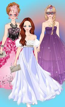 Doll Princess Prom Dress Up screenshot 4