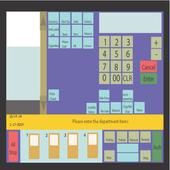 Gas Station Training App icon