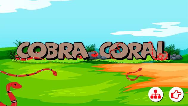Cobra Coral poster