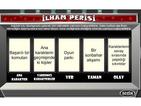 İlham Perisi screenshot 13